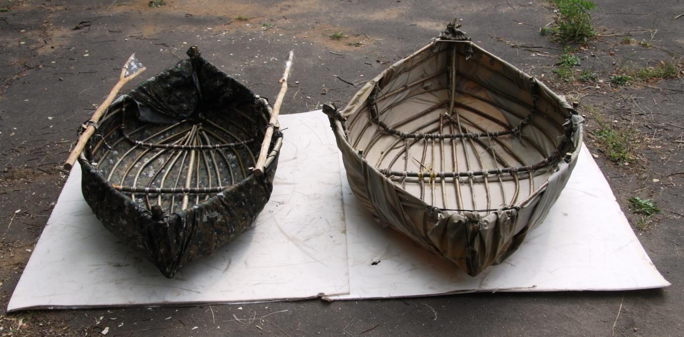 Лодки каркасные своими руками